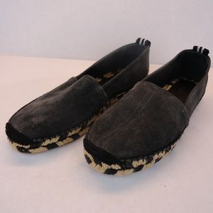 Rag and Bone Noa Espadrille Flats Suede Size 41